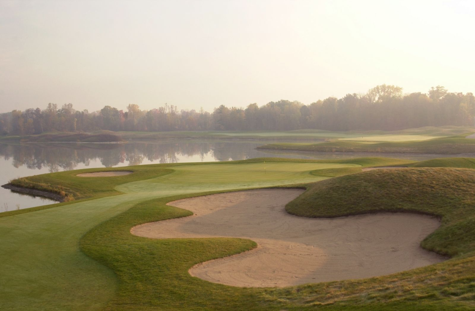 Photo Of Award-Winning Michigan Golf Courses - Bucks Run Golf Club