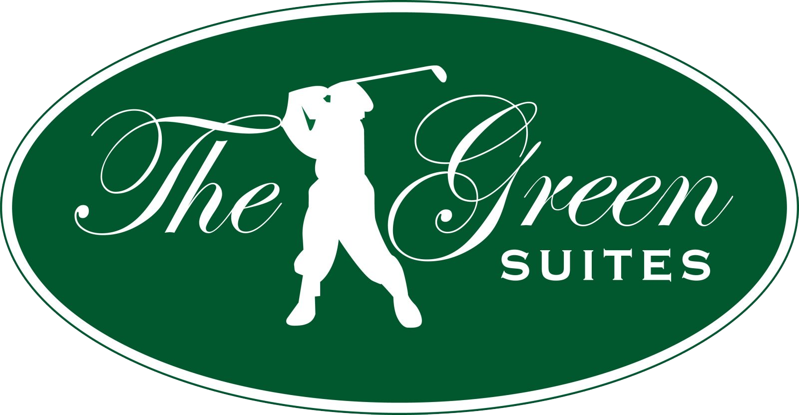 The Green Suites Logo Image, Stay And Play Golf Michigan - Bucks Run Golf Club