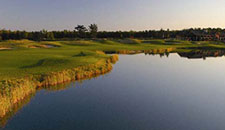 Scenic Mid Michigan Golf Course By The Water Photo - Bucks Run Golf Club