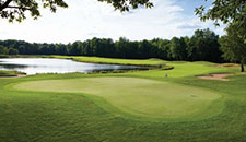 Driving Range Photo, Michigan Golf Packages - Bucks Run Golf Club