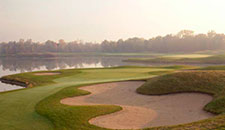 Scenic Golf Course Picture, Michigan Golf Packages - Bucks Run Golf Club
