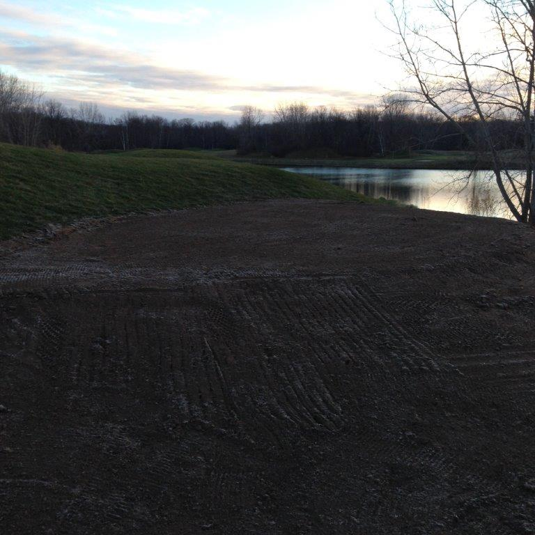 Bucks Run Golf Club New 14 Tee Box