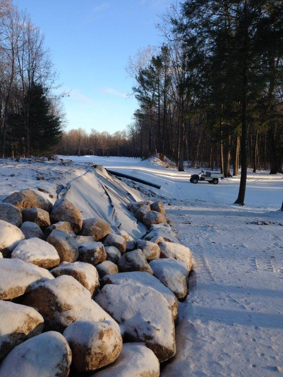 Bucks Run Golf Club New 11 Tee Box